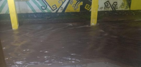 Soal atasi Banjir, Anggota DPRD Bandarlampung Yuhadi Puji Lurah dan Camat Kedamaian