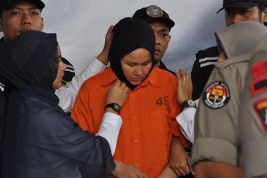 Ini Alasan Zuraida Hanum Tega Membunuh Hakim Jamaluddin