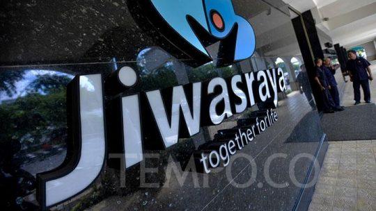 Kantor Pusat Asuransi Jiwasraya. TEMPO/Tony Hartawan