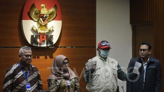 KPK: Komisioner KPU Tersangka Korupsi, Ini Pengkhianatan Demokrasi