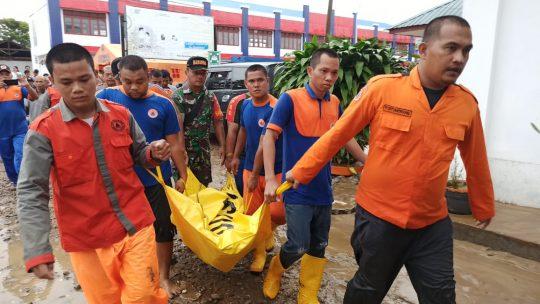 Banjir – Longsor di Tapanuli Tengah, 7 Korban Meninggal Ditemukan