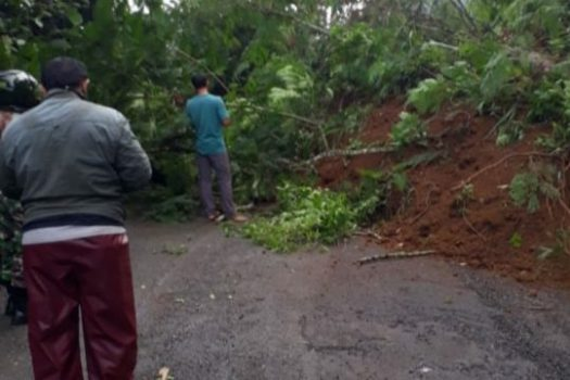 12 Titik di Banjarnegara Jawa Tengah Tertimbun Longsor