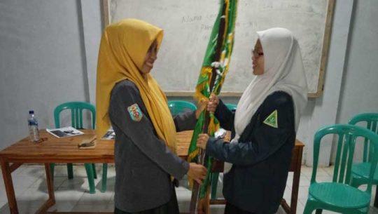 Masdani dan Faridatul Husna Pimpin IPNU IPPNU Waykanan