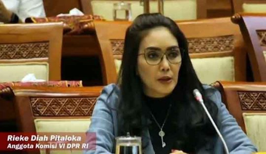 Komisi VI DPR RI Bentuk Panja Jiwasraya