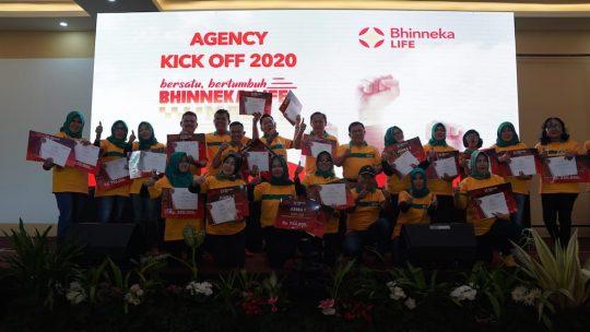 Bhinneka Life Gelar Roadshow Agency Kick Off 2020 di 8 Kota