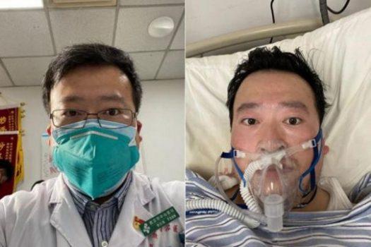 Terinfeksi Virus Corona, Dokter Pahlawan dari China Ini Meninggal Dunia