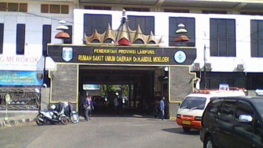 Tanggapan LBH Bandarlampung Soal Pasien BJPS Meninggal di RSU Abdoel Moeloek