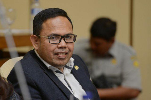 Anggota Komisi IV DPR, Andi Akmal Pasluddin