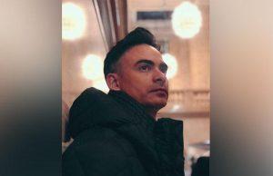 Foto terakhir Ashraf Sinclair yang diunggah adiknya, Adam Sinclair. Instagram.com