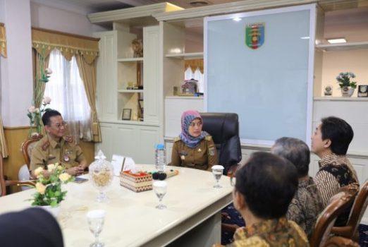 Wagub Lampung Diapresiasi Kanwil Pajak Bengkulu – Lampung
