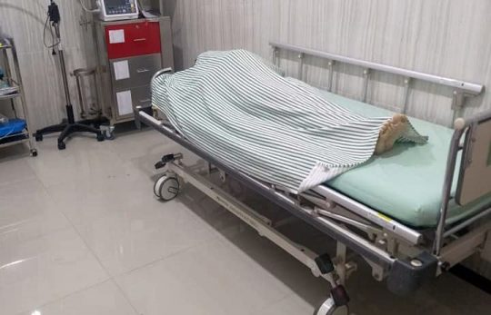 """Tewas """"Dibegal"""" di Desa Sindangsari Lamsel, Anis Suningsih Ternyata Dibunuh Suaminya Sendiri"""
