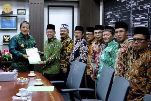 Gubernur Dukung Lampung Jadi Tuan Rumah Muktamar NU