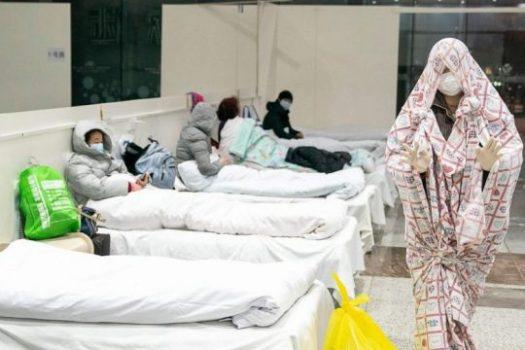 Hari Ini Korban Meninggal karena Virus Corona Jadi 722 Orang