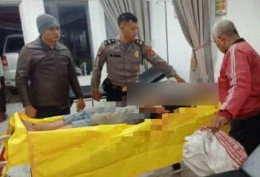Anggota Polsek Way Bungur Lampung Timur Tewas Dikeroyok Massa