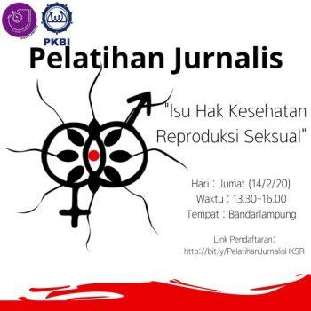 Tingkatkan Kapasitas, AJI-PKBI Lampung Latih Jurnalis Meliput HKSR