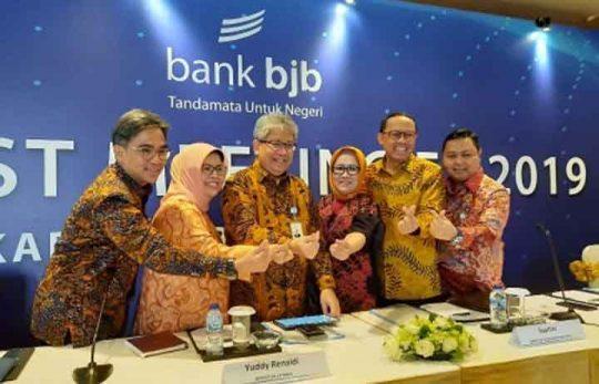 Laba Bank BJB Mencapai Rp 1,56Triliun pada 2019
