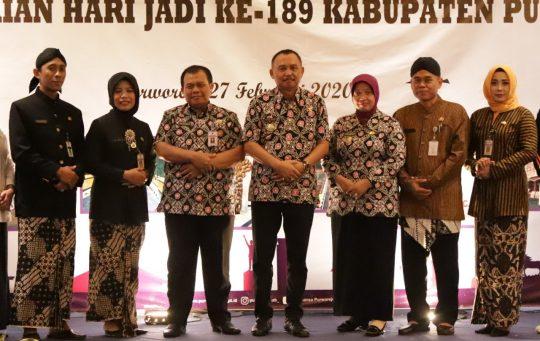 Para ASN di Purworejo Kini Mulai Pakai Batik Kaprajan