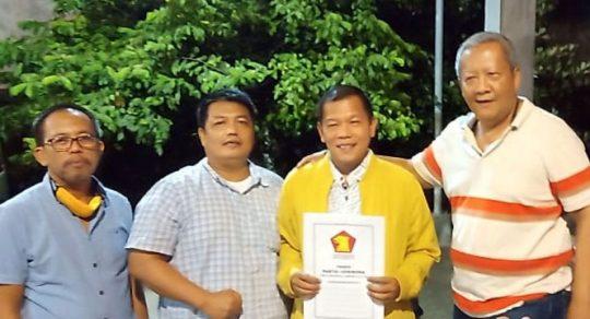 Pilkada Lampung Selatan, Partai Gerindra Usung Hipni