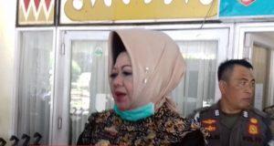 Kepala Dinas Kesehatan Lampung, Reihana. Foto: Teraslampung.com/Mas Alina Arifin