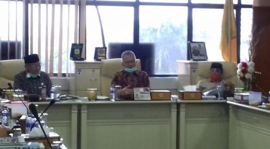 Komisi I DPRD Lampung Dukung Gubernur Lakukan Isolasi Wilayah