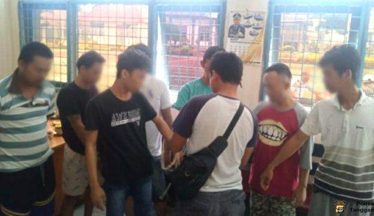 Razia di Lapas Kotaagung, 7 Napi Diamankan karena Konsumsi Sabu