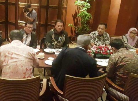 Perluas Akses Pemasaran Hasil Pertanian, Gubernur Lampung Bertemu BUMD DKI