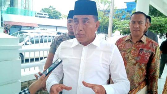Virus Corona, Benarkah Gubernur Sumut Menginstruksikan Masyarakat Buka Pintu Masjid Seluas-luasnya?