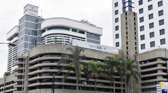 Gedung Bank BJB. (Dok. Bank BJB)