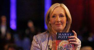 JK Rowling. REUTERS