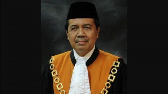 Muhammad Syarifuddin Terpilih sebagai Ketua MA 2020-2025