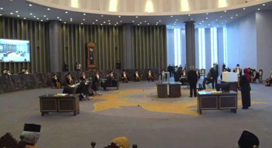 Siang Ini Mahkamah Agung Gelar Pemilihan Ketua Baru