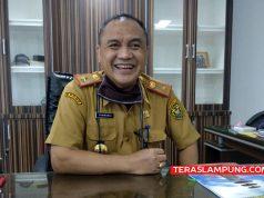 Kepala Badan Pengola Pajak dan Retribusi Daerah (BPPRD) Bandarlampung, Yanwardi