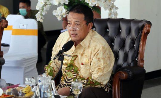 Gubernur Lampung Instruksikan Bupati dan Walikota Awasi Penyebaran Covid-19