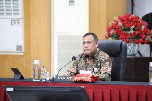 Ketua KPK, Firli Bahuri. Foto: Istimewa/KPK