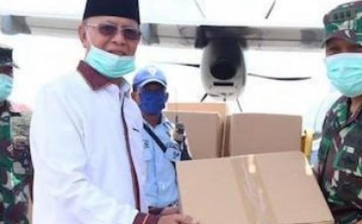 Terinfeksi Virus Corona, Walikota Tanjungpinang Meninggal Dunia