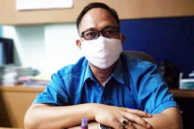 Kepala Bagian Humas PDAM Way Rilau, Agung Purnomo