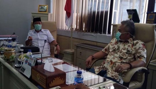 Komisi I DPRD Lampung Minta Dugaan Kasus Suap Program Asimilasi Napi