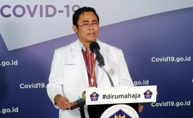 dr. Lahargo Kembaren, Sp.KJ