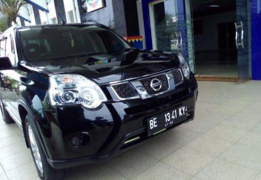Nissan X-Trail Mobil Dinas Pejabat Pemkab Lampung Utara Ini pun Berganti Warna Pelat