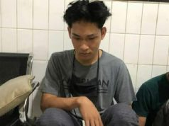 Ferdian Paleka, Youtuber yang sempat dinyatakan buron akhirnya ditangkap Polrestabes Bandung. IG @garizluis37