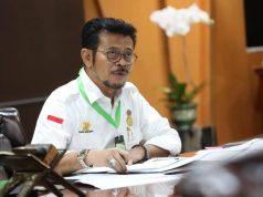 Menteri Pertanian, Syahrul Yasin Limpo