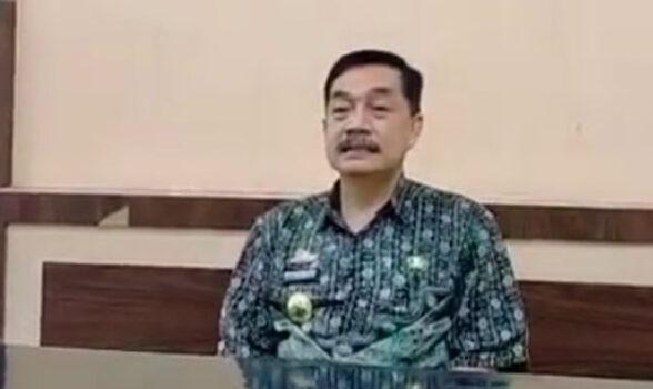 Ini Klarifikasi Kadis Kominfotik Soal Gubernur Lampung Bentak Wartawan