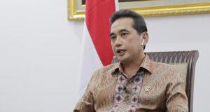Menteri Perdagangan Agus Suparmanto