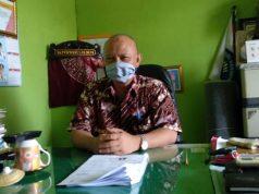Kepala SMPN 16 Bandarlampung, Purwadi.
