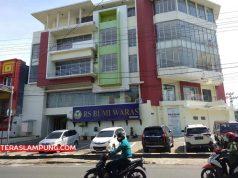Rumah Sakit Bumi Waras (RSBW) Bandarlampung.
