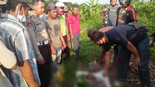 Warga Desa Pulau Tengah – Palas Lampung Selatan Tewas Ditembak Begal