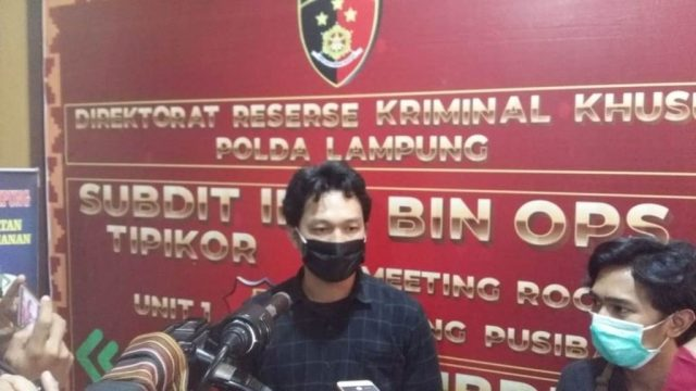 LBH-AJI-Persma Lampung Dampingi Jurnalis Teknokra Korban Pengancaman dan Peretasan Akun Gojek