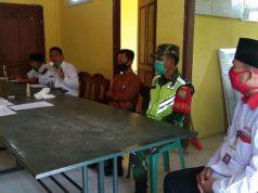 Proses penyaluran BLT Dana Desa di Desa Banpers, Kabupaten Musi Rawas, Sumatera Selatan (Istimewa)