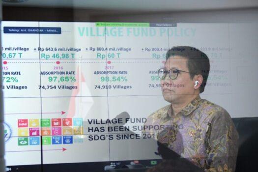 Ini Konsep 'Smart Village' Menurut Menteri Desa PDTT