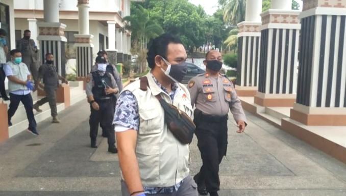KPK Tetapkan Asisten II Ekobang Lampung Selatan Sebagai Tersangka